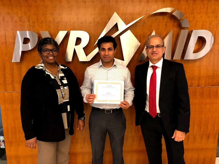 pyramid systems employee recognition