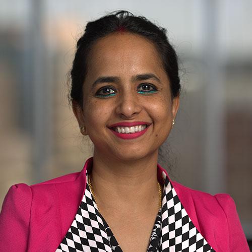 Sudha Venkateswaran