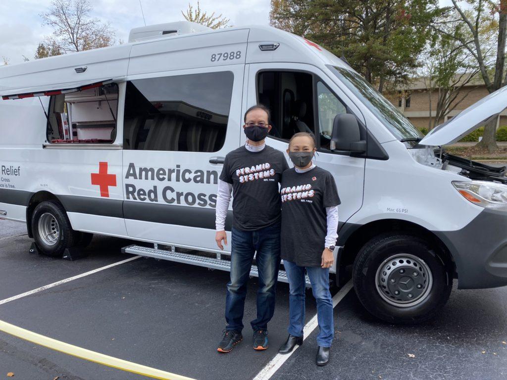 Red Cross ERV